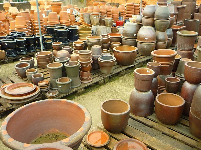 pots for strawberries